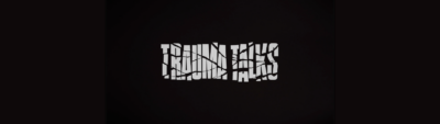 Logo for Trauma Talks, a video series from CPP
