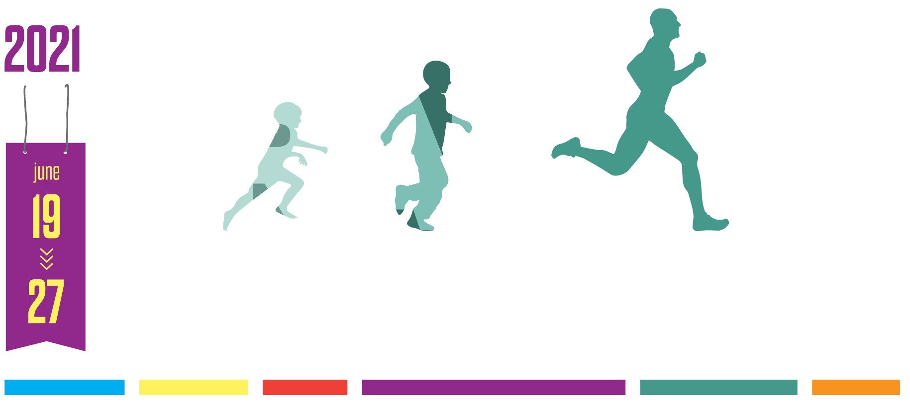 Our inaugural Race Across America for Trauma Awareness logo