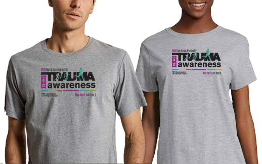 Purchase an event t-shirt and support the cause!