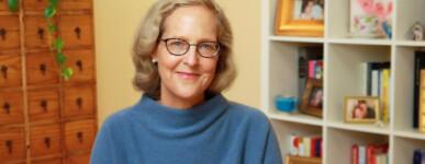 Author, Donna Jackson Nakazawa, smiling